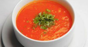Суп пюре из помидор