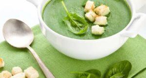 Суп пюре из салата