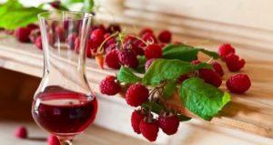 Наливка из малины в домашних условиях рецепт на водке