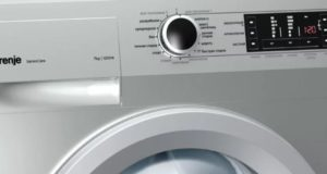 Коды неисправностей стиральных машин GORENJE