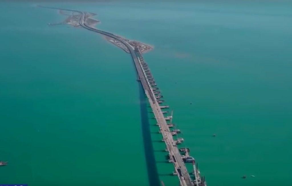 Строительства крымчкого моста